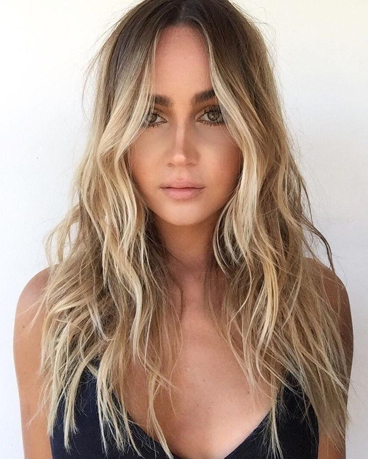 Best Highlights Balayage Hair More Like This Amandamajor Best