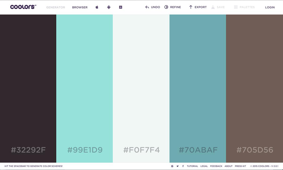 Understanding Color Schemes Amp Choosing Colors For Your Website Logo Color Schemes Color Scheme Generator Color Palette Generator