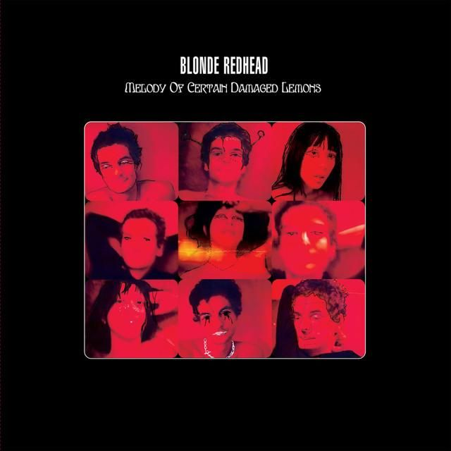 For The Damaged Coda By Blonde Redhead With Images Blonde