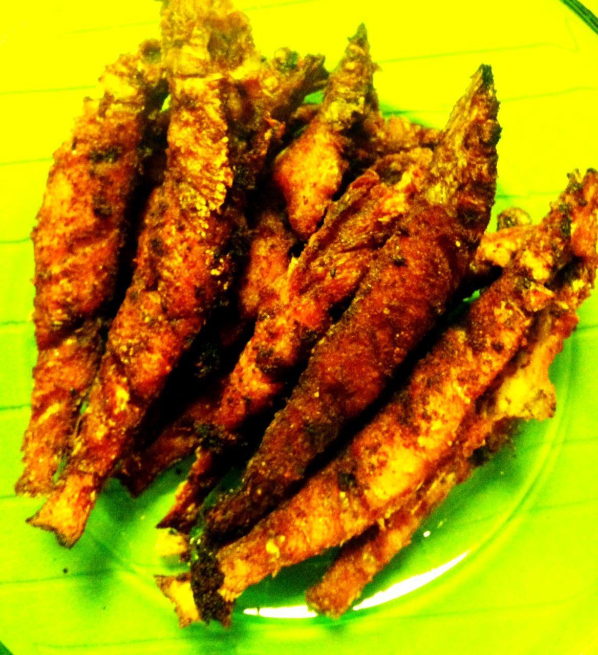 Spicy Fish Fry Recipe Kerala Style Meen Porichathu Recipe Recipes Fried Fish Recipes Fried Fish