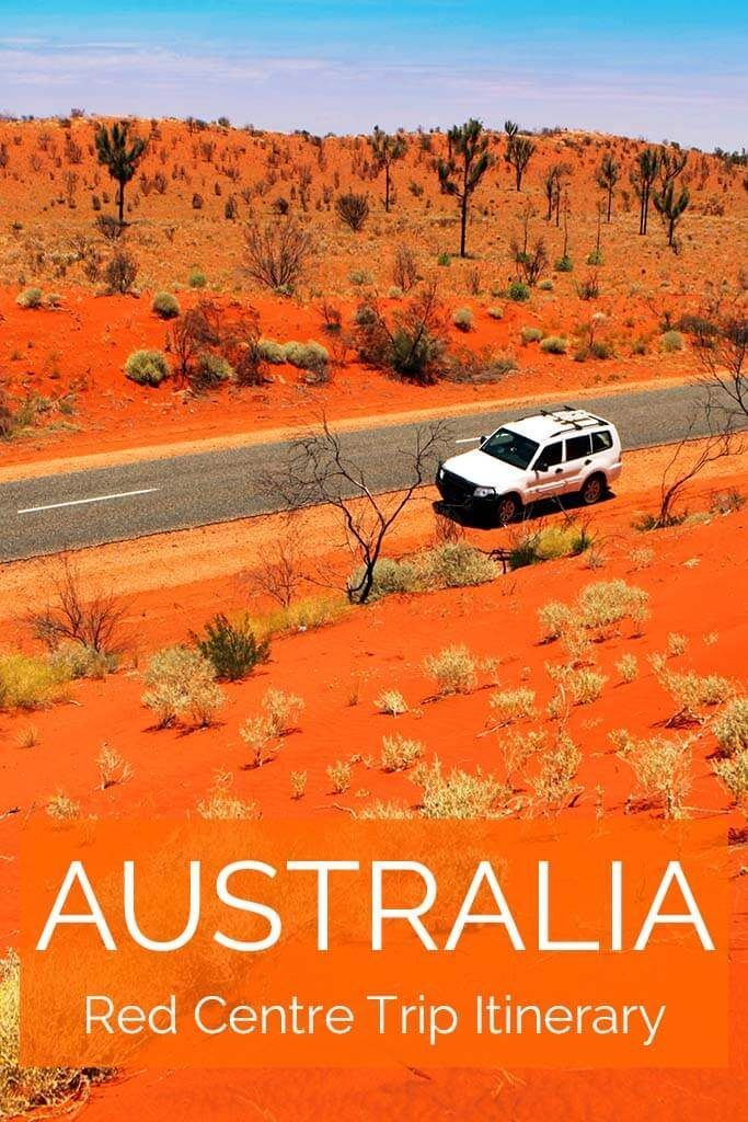 The Best of Red Centre Australia 6 Days
