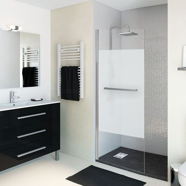 Paneles de ducha para espacios abiertos - Leroy Merlin | Cuarto De ...