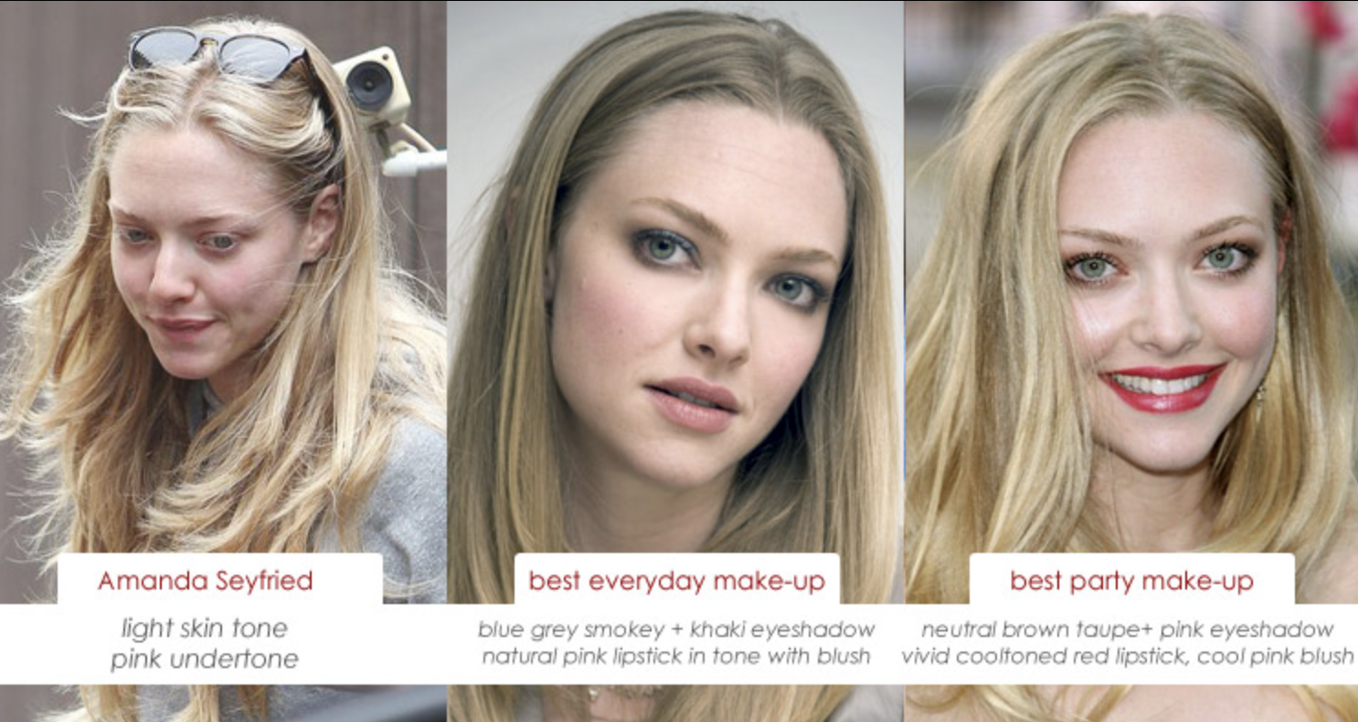 Cool Soft Light Makeup For Cool Skin Blue Eyes And