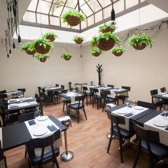 Albarama Restaurante Tapas Restaurant In Seville Spain