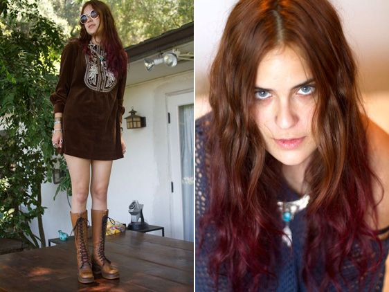 Listen To Tallulah Willis, Girls, And Don't Starve Yourselves Before Coachella