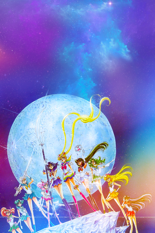 Teenage Baby☽ — Sailor Soldiers iPhone wallpapers {my