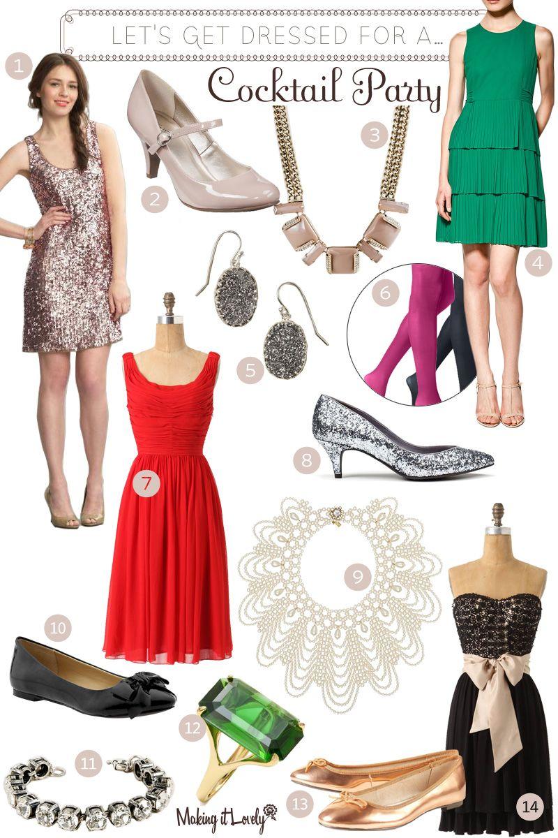 Cocktail Party Dress Ideas Part - 29: Cocktail Party