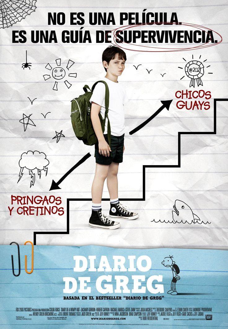 El Diario De Greg Un Viaje De Locos 2017 1080p Latino Cinefire Tk El Diario De Greg Peliculas El Niño Pelicula