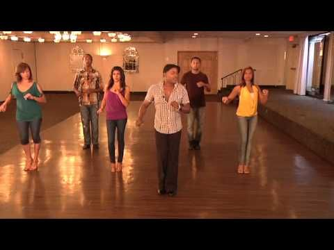 Instructional Dance Videos for Bachata Dancing - Beginning ...