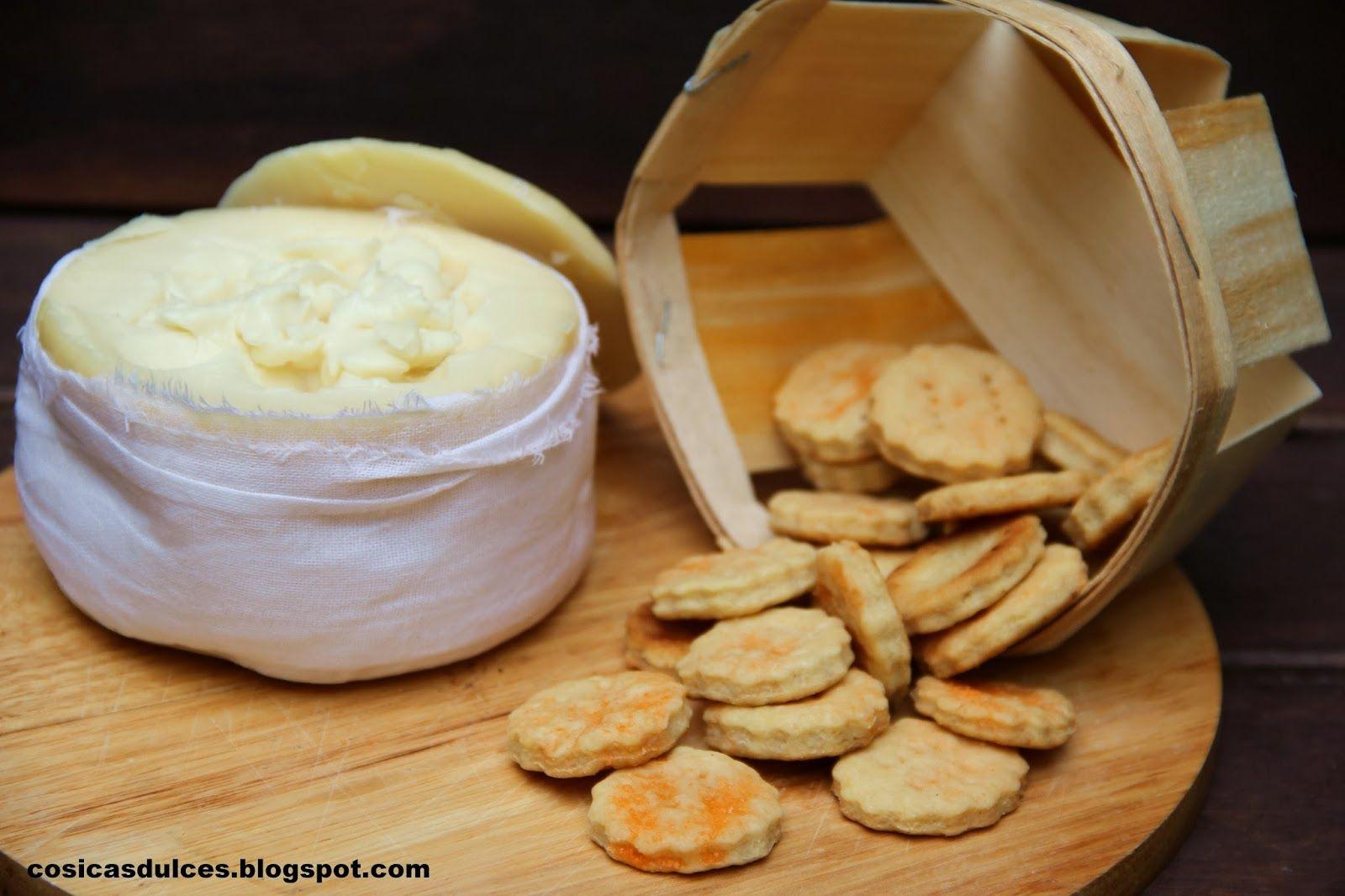 Cosicas dulces...y alguna salada: Galletitas saladas (tipo Ritz crackers)