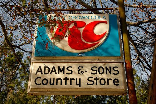 Wilsonville GA Coffee County Adams & Sons Country Store RC