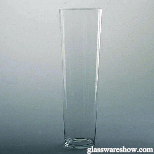Clear Tall Floor Glass Vase Picture Living Room Vase I Want