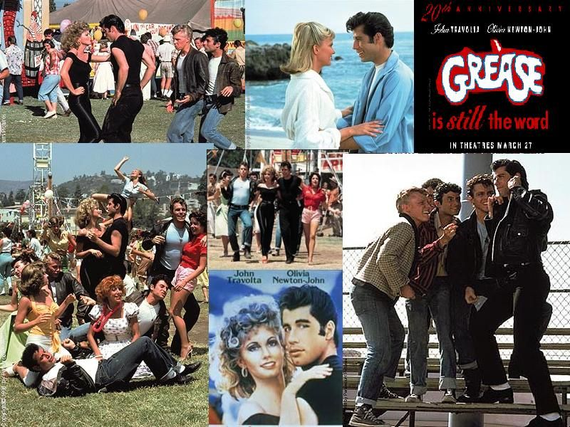 Grease The Movie Wallpaper Grease Grease Movie Grease Movies