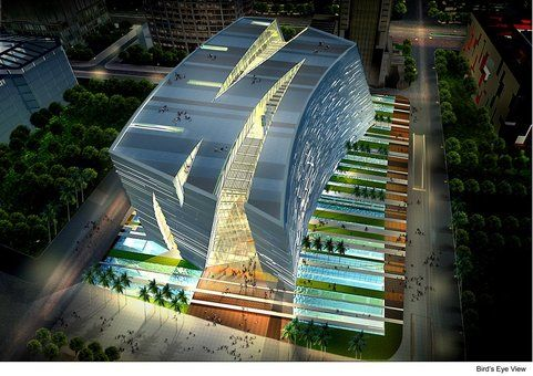 Media for Guangzhou New Library | OpenBuildings