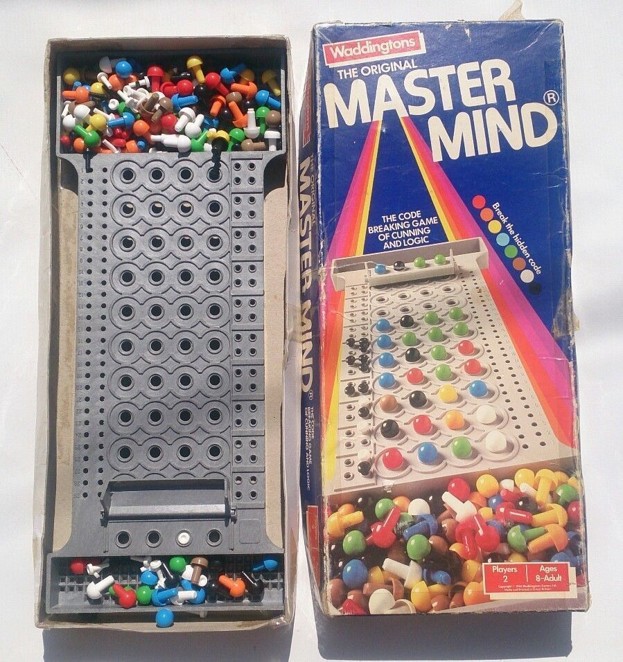 26++ Mastermind game buy online information
