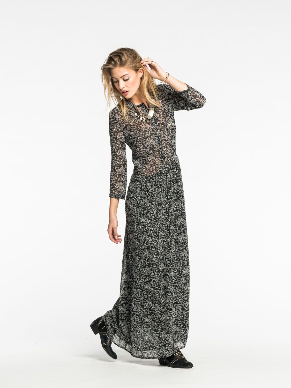 DRESSES - Long dresses Scotch & Soda Free Shipping 100% Authentic Discount Order Orange 100% Original 0OjUL