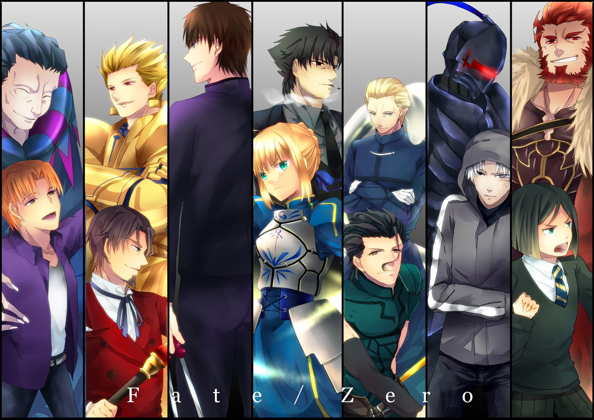 Pin by ghosttypemaster on Saber RULES!!! Fate stay night