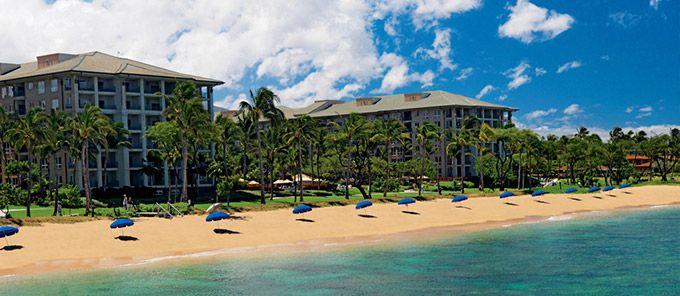Maui Luxury Resorts Westin Ka Anapali Ocean Resort Villas