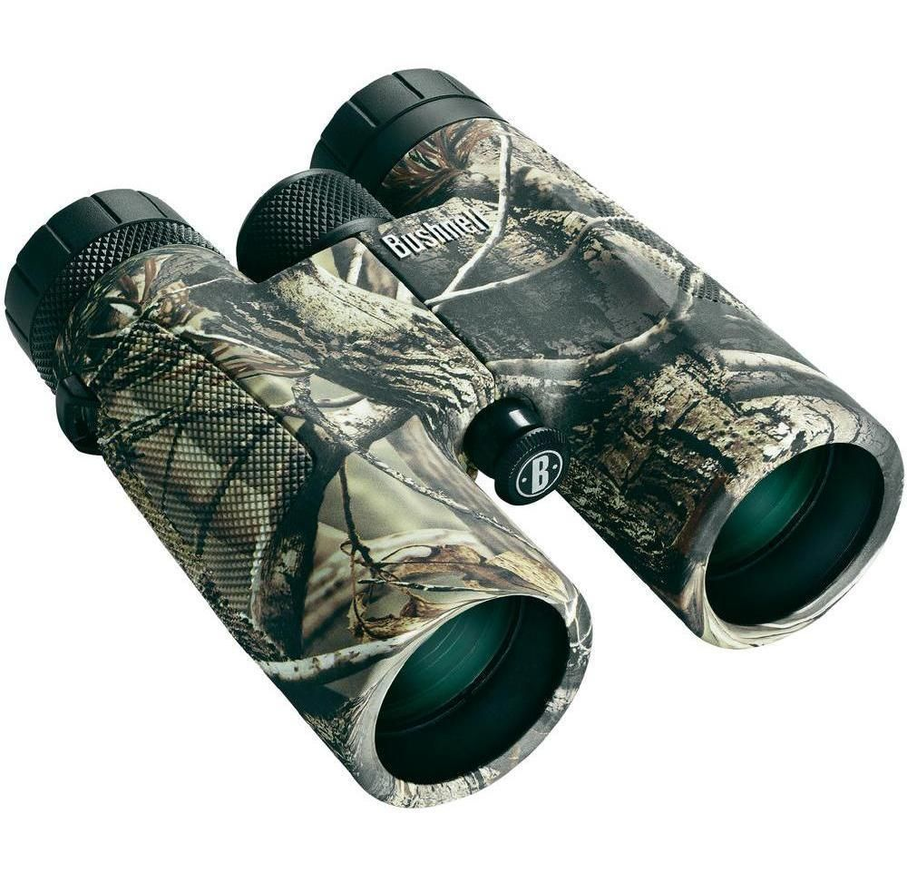 Bushnell 10x42 Powerview Roof Prism Realtree Ap Camo Binoculars Powerview Bushnell Binoculars