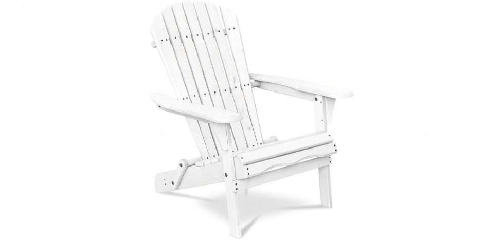 Gartenstuhl Im Adirondack Stil Holz Gartenstuhle Aussenmobel Stuhle