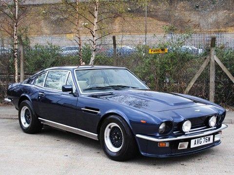 Aston Martin V8 Vantage Aston Martin V8 Aston Martin Aston Martin Cars