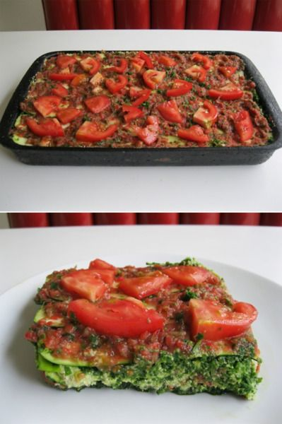 EPIC Raw Deep Dish Lasagna  Click here for the recipe! This is what I made for my family today. Sooo goood :)    I'm going to try this!