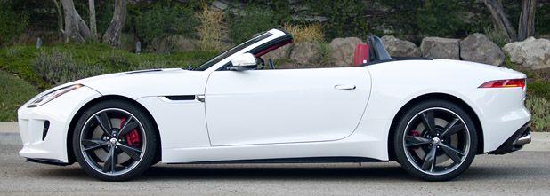 Ordinaire 2014 Jaguar F Type V8 S