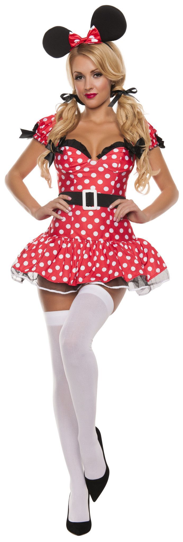Sexy minnie costume