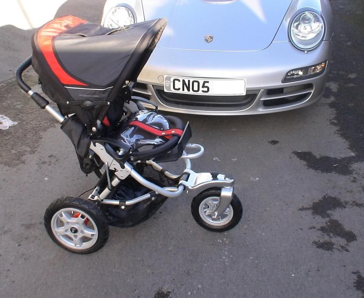 Luxus Porsche Kinderwagen In Babyequipment Renovieren Ideen Mit