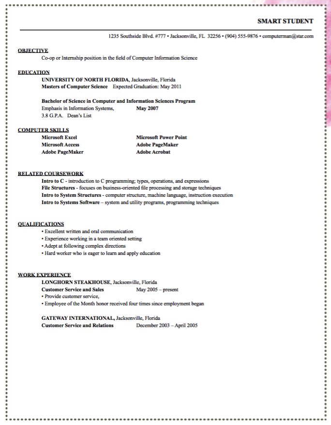 Customer Services  Sales Sample Resume  HttpExampleresumecv