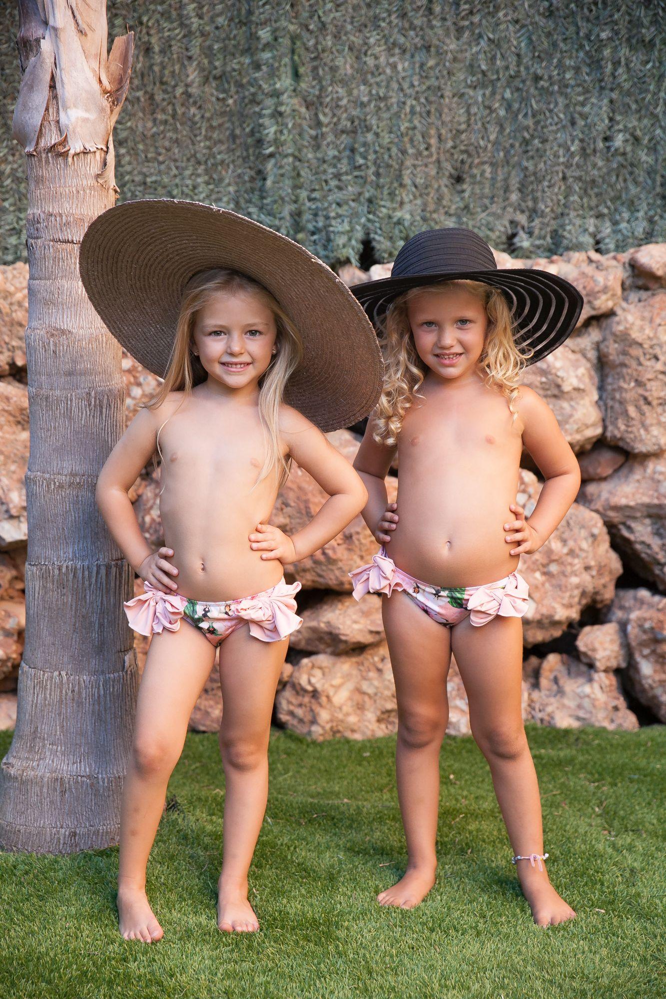 culetin bikini Culetin, bikini y trikini de niña de la... - Belen Zotano ...
