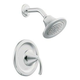 Moen Icon Chrome 1 Handle Shower Faucet Ts2155 Moen Shower