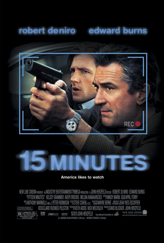 15 Minuten Ruhm