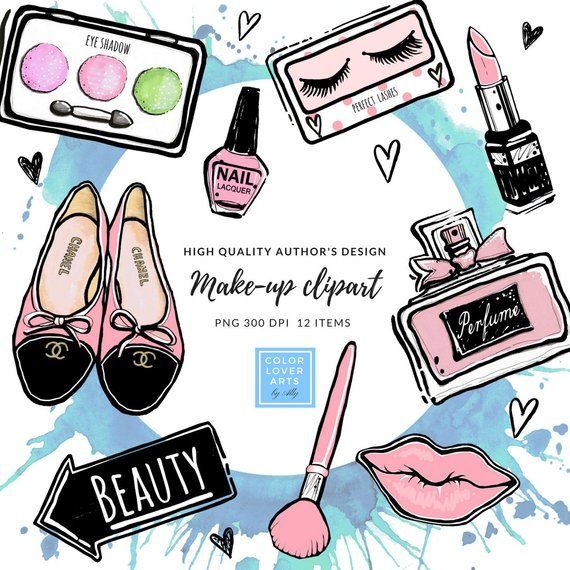 Make Up Cosmetics Girl Digital Set Custum Order For Selena