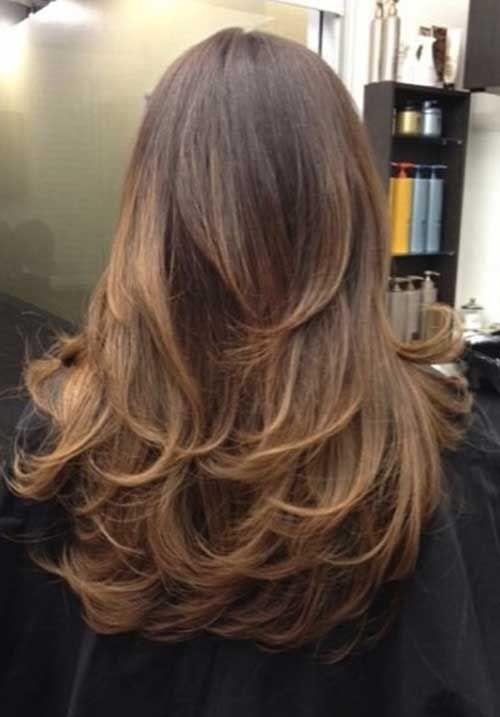 35+ Long Ombre Hairstyles | Beautiful Hair | Pinterest | Layered ...