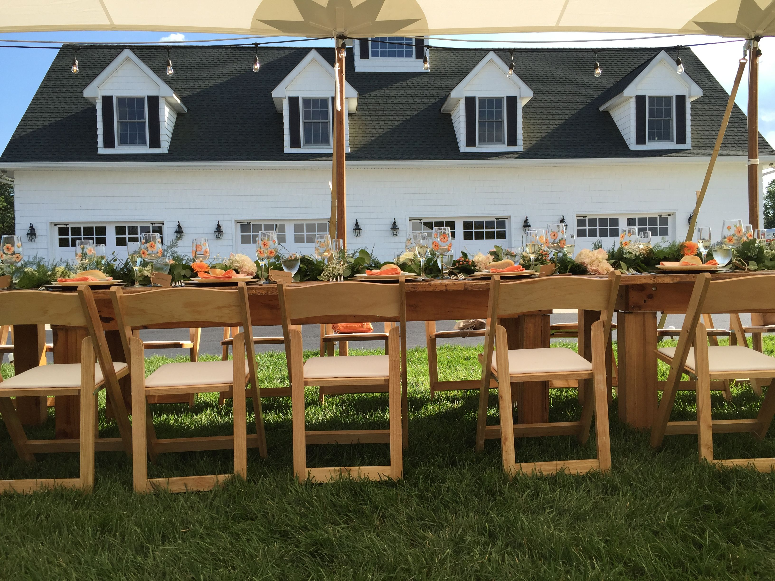 Barn Wedding Venues in New Jersey at DiMeo Farms outdoor ...