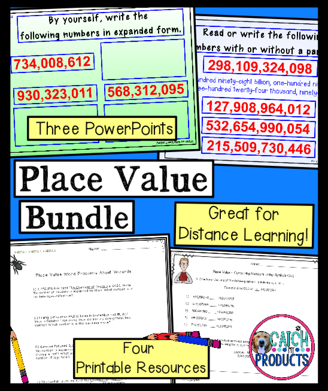 Place Value Lesson Plans 4th Grade In