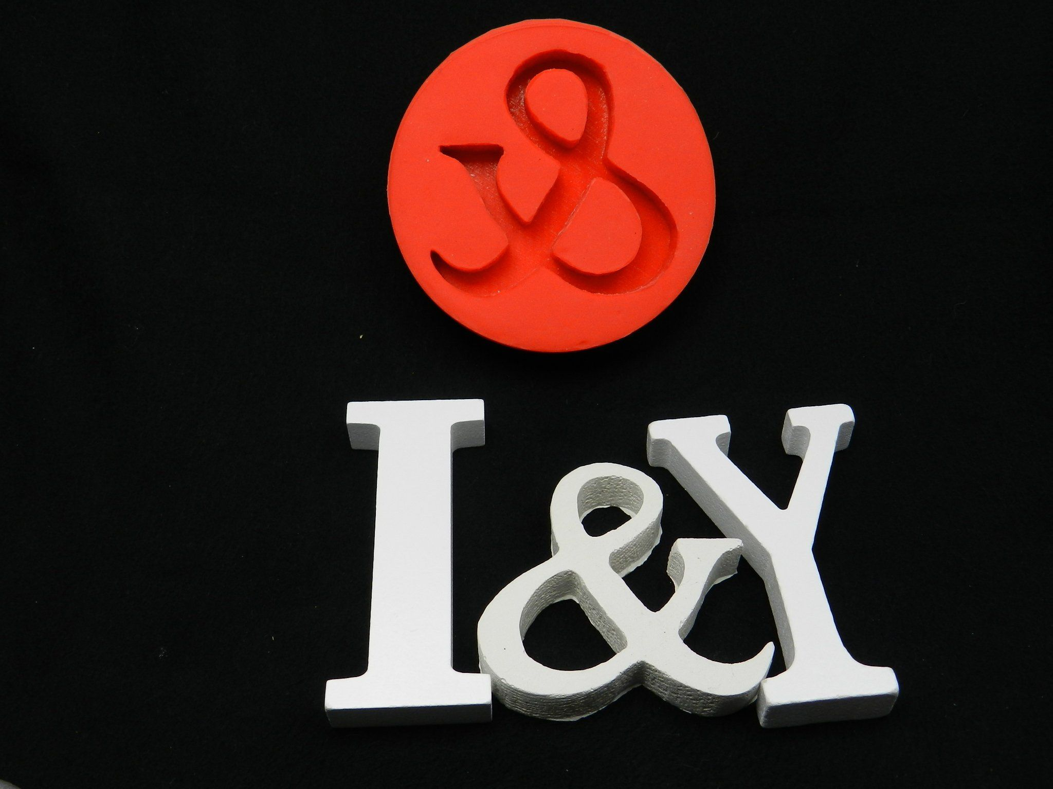 Silikonform Buchstaben Zeichen Silikonformen Abc Alphabet