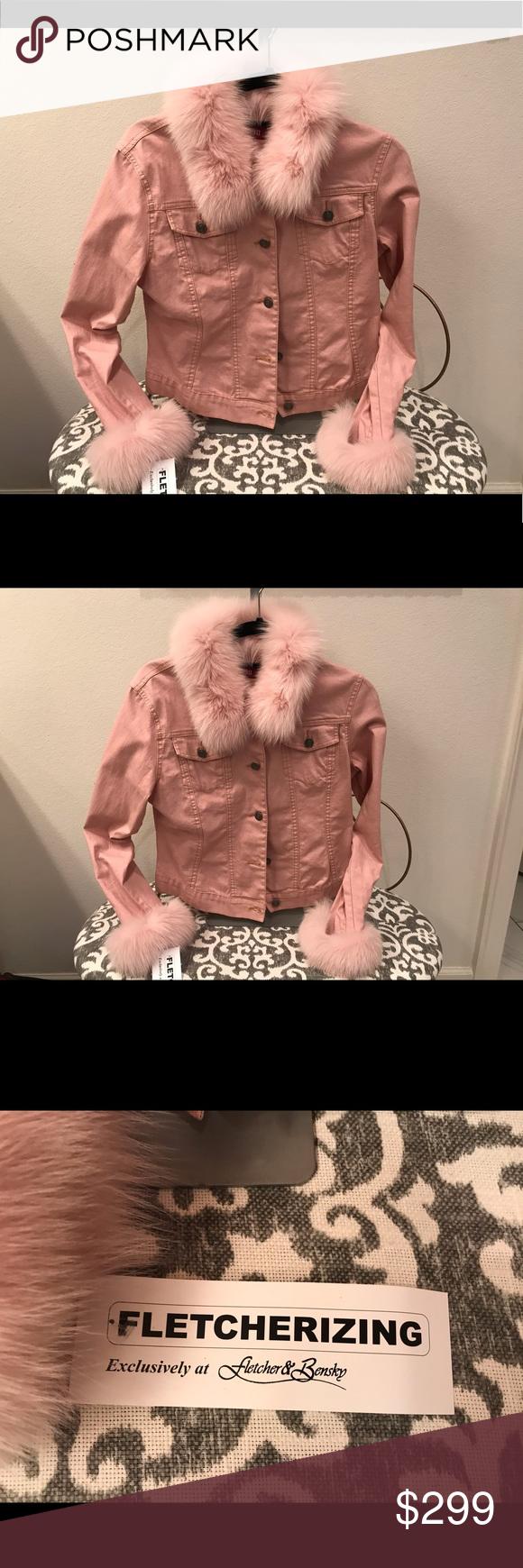 For Trade Only Don T Buy Pink Denim Jacket Pink Fur Clothes Design [ 1740 x 580 Pixel ]