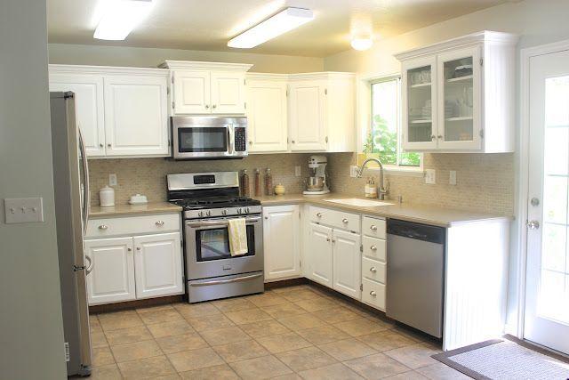 remodelaholic big kitchen makeover on a little budget kitchen