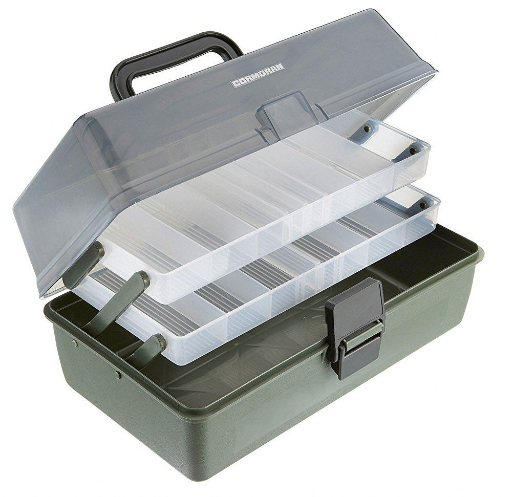 Cormoran Tackle Box - Model 11001 >>> Be sure to check out this awesome product.
