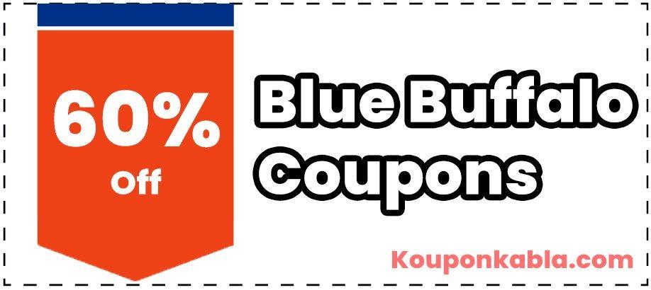 Blue Buffalo Coupons 60 Off 2019 Here Kouponkabla Dog Food