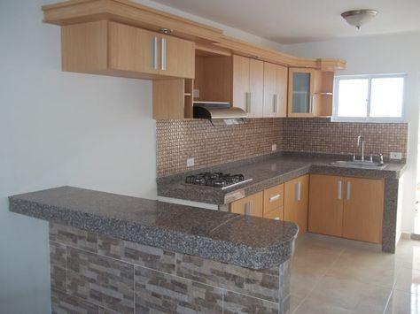 Im genes de decoraci n y dise o de interiores kitchens for Cocinas integrales con barra