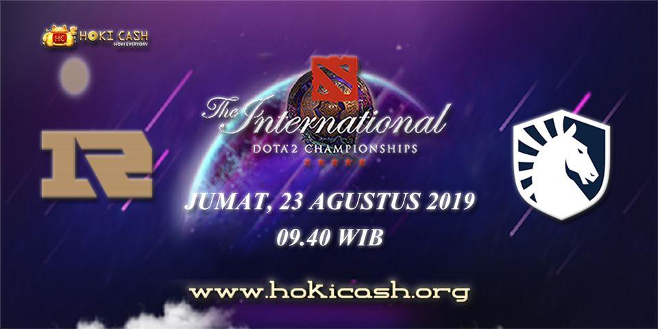 Pertandingan DOTA 2 The International 2019 Jenis