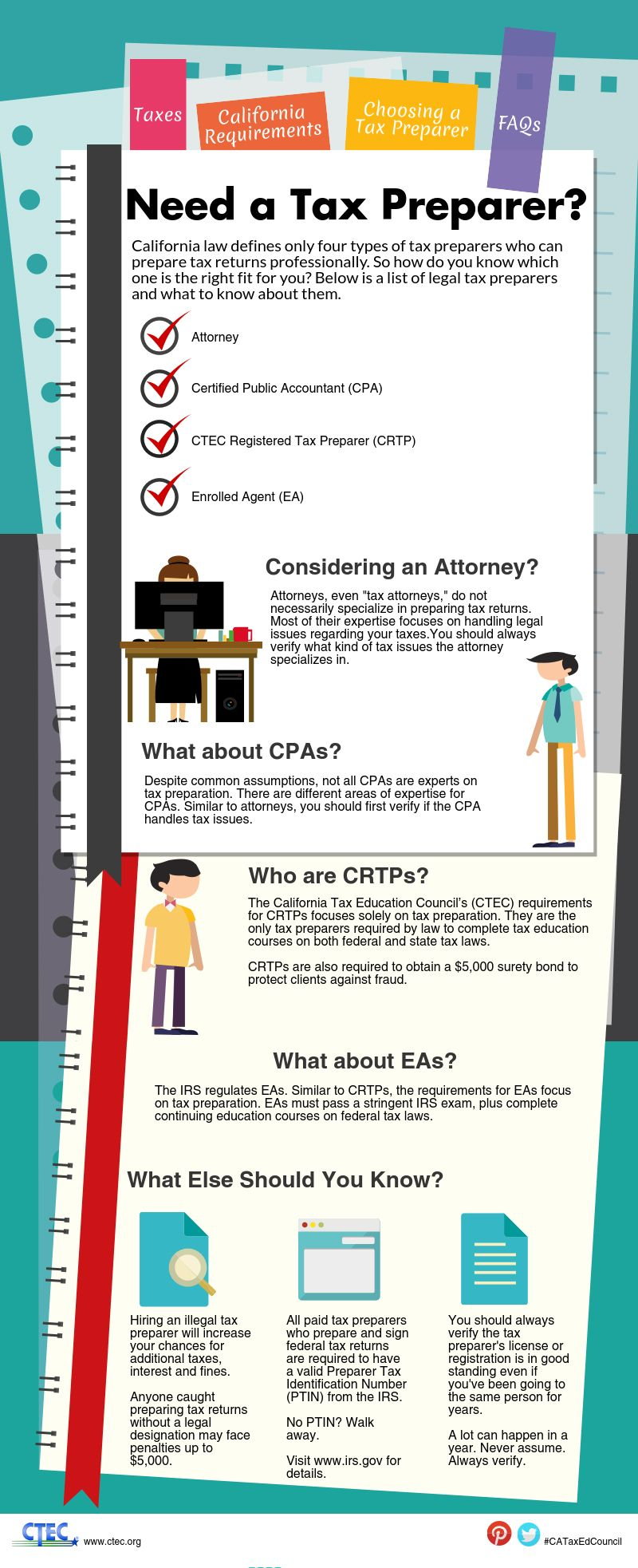 Pin by California Tax Education Council on News Releases/Media