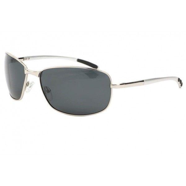 Lunettes de Soleil Ladies Fashion Sunglasses Polarisé , Gris / or