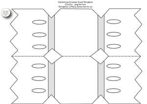 Image Result For Lever Card Template Christmas Crackers Card Template Templates