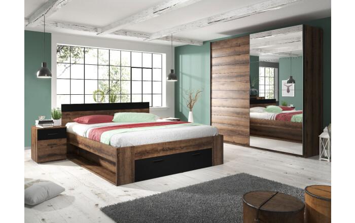 Set Za Spavacu Sobu Nvj13 In 2020 Bedroom Bed Design Bedroom Design Minimalist Furniture Design