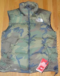 b5b445dd8e717 The North Face Men's 700 Nuptse Vest Camo. I've had this vest for years, it  came out for one season then it disappeared. Mine is still in great  condition