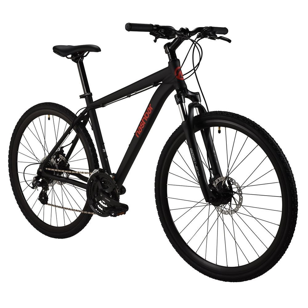 Nashbar Dual Sport Disc Hybrid Bike 20 5 Inch With Images